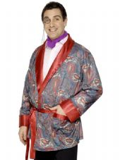 Smoking Jacket